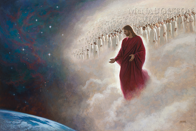 """The Second Coming"", by Jon McNaughton"